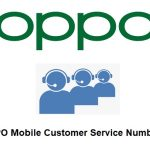 OPPO Mobile Customer Service Toll Free Number